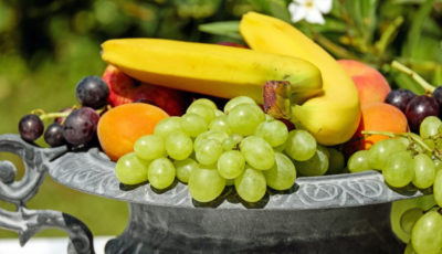 quale frutta mangiare prima di fare sport