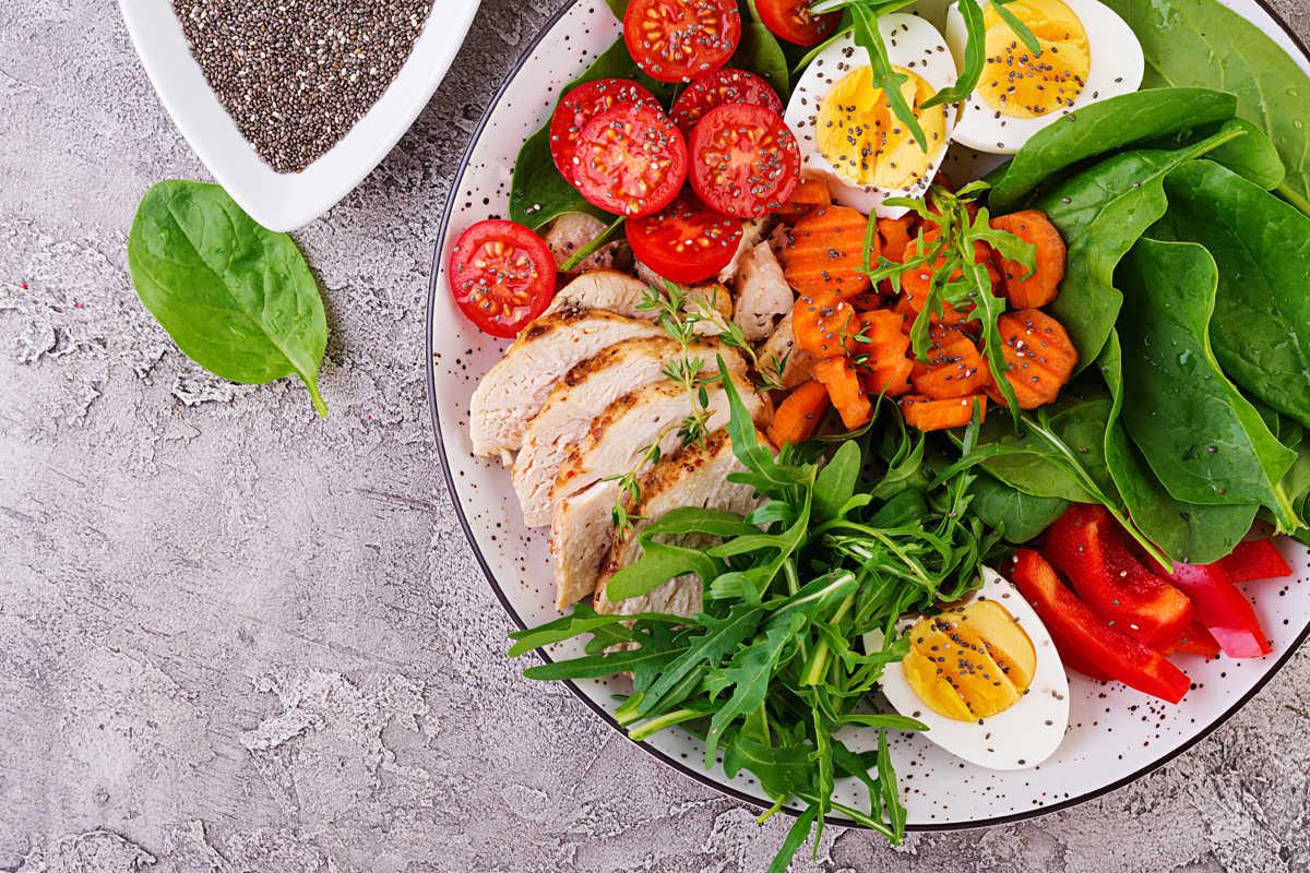dieta chetogenica
